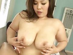 Yume Sazanami titjob