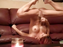 Domino self cum swallow