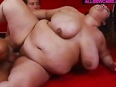 Fat Mature Latina Reyna Gets Ban...