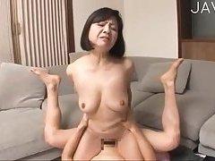 Naughty fucking with mature