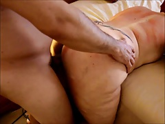 BBW PAWG fucked from behind