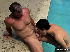 Fucked By Brett's Daddy Dick
