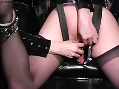PUNISHED SISSY SLAVE