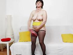 Very Sweet Grannies 03 (Masturbation)