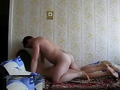 fucked russian couple